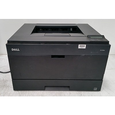 Dell 2350dn Black & White Laser Printer