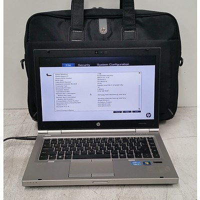 HP EliteBook 8470p 14-Inch Core i7 (3720QM) 2.60GHz Laptop
