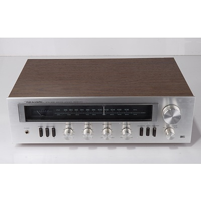 Realistic STA-430 Stereo Receiver