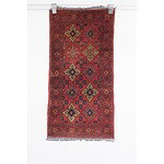 Persian Baluch Hand Knotted Wool Pile Rug