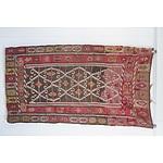 Afghan Split Weave Kilim