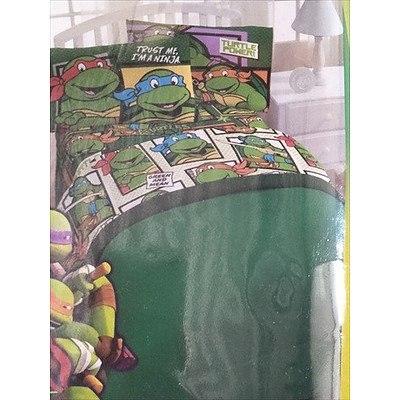 Teenage Mutant Ninja Turtle Twin Sheet Set