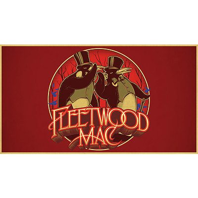 Fleetwood Mac - In Concert - Qudos Bank Arena - 15 August 2019 - 4 Tickets