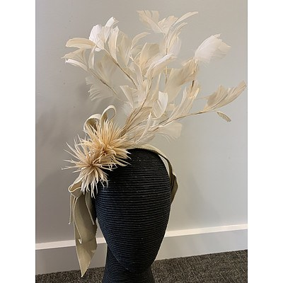 Headpiece by Helen Cathles