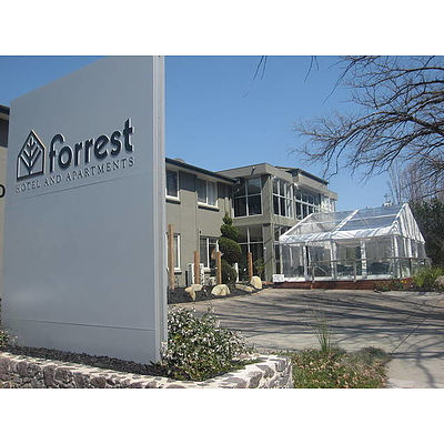 Forrest Hotel and Apartments - Gift Voucher