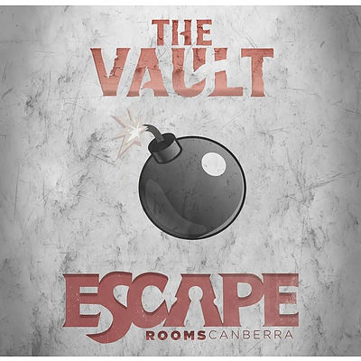 Escape Rooms Canberra Voucher for 2 Person Booking
