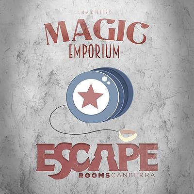 Escape Rooms Canberra Voucher