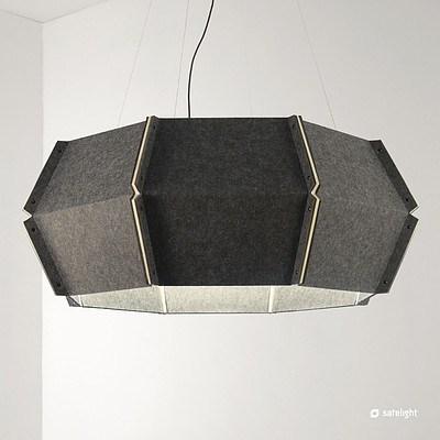 Satelight Sinewave Pendant Light Valued at $700