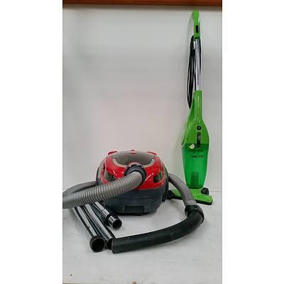 Hoover Smart Vacuum & VAC X5 Vacuum