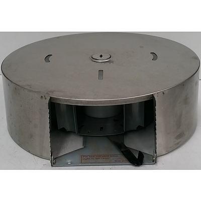 Stainless Steel Toilet Paper Dispenser
