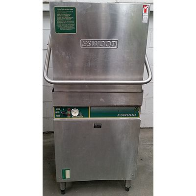 Eswood ES-32 Commercial Dishwasher
