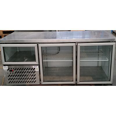 Refrigerated Island  Bench
