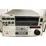 Sony BVU-950P U-Matic SP VideoCassette Recorder