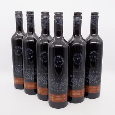 Case of 6x Black Wattle 2010 Cabernet Sauvignon Merlot 750ml