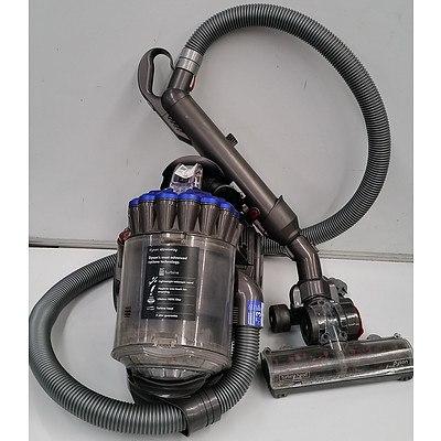 Dyson DC23 Barrel Ball Vacuum Cleaner