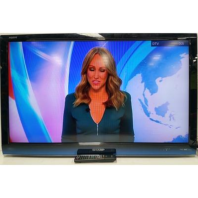 "Sharp 106cm(42"") HD LCD Television"