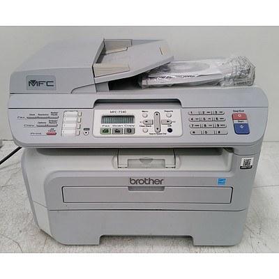 Brother MFC-7340 Black & White Multi-Function Printer