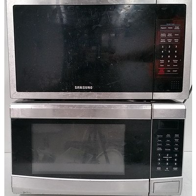 Microwaves - Lot of 2