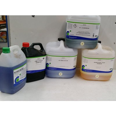 Chemworks Dish Washing and Cleaning Products