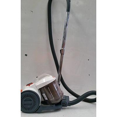 Vax White Barrel Vacuum Cleaner