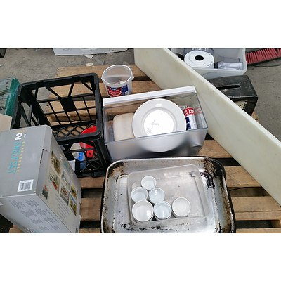 Assorted Food Service/Preparation Items - Pallet Lot