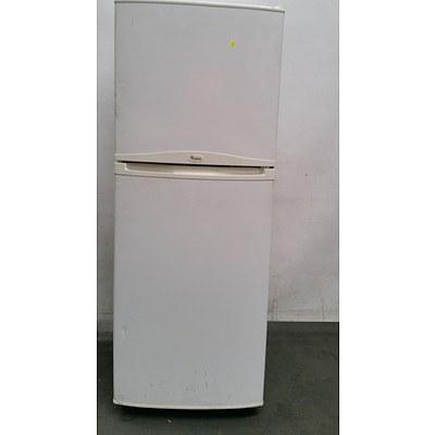 Whirlpool 259 Lit Fridge Freezer