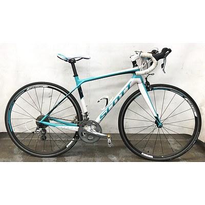 Scott Solace 20 Speed Road Bike