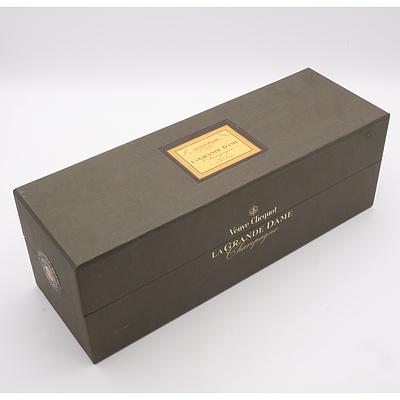 Veuve Clicquot Ponsardin 1985 La Grande Dame Brut Champagne 750mL
