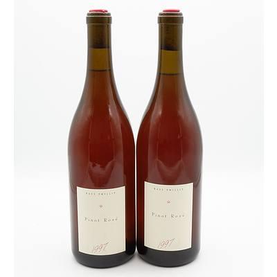 Two Bottles of Bass Phillip 1997 Pinot Rose 750mL