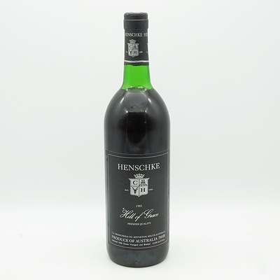 Henschke 1985 Hill of Grace Shiraz 750mL