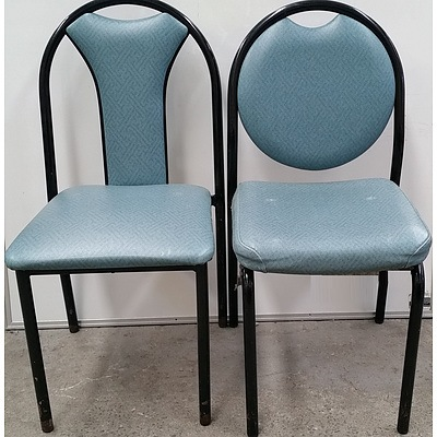 Lot of 365 Function Room Chairs and 10 Function Room Tables