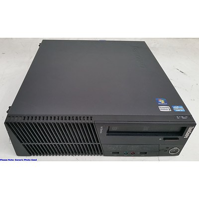 Lenovo ThinkCentre M82 Core i5 (3470) 3.20GHz Computer