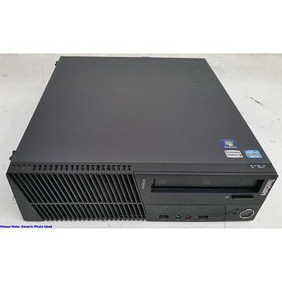 Lenovo ThinkCentre M82 Core i5 (3470) 3.20GHz Computer