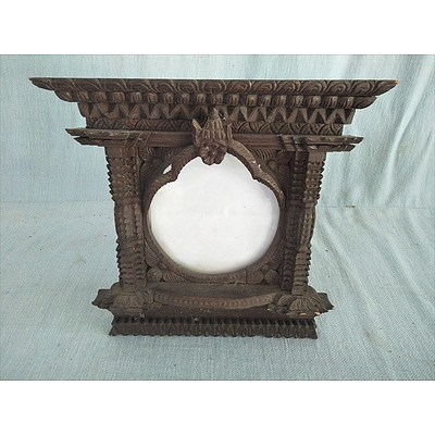 Handcrafted Nepalese Picture Frame
