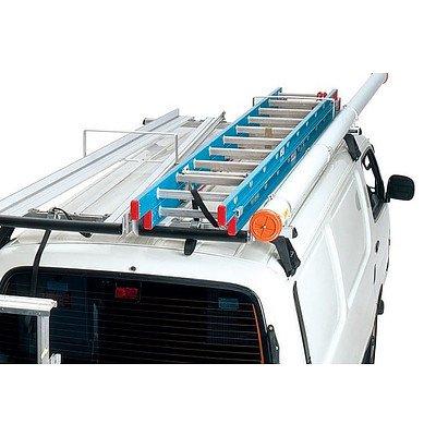 Vehicle Mounted Extension Ladder Racks - Lot of 2