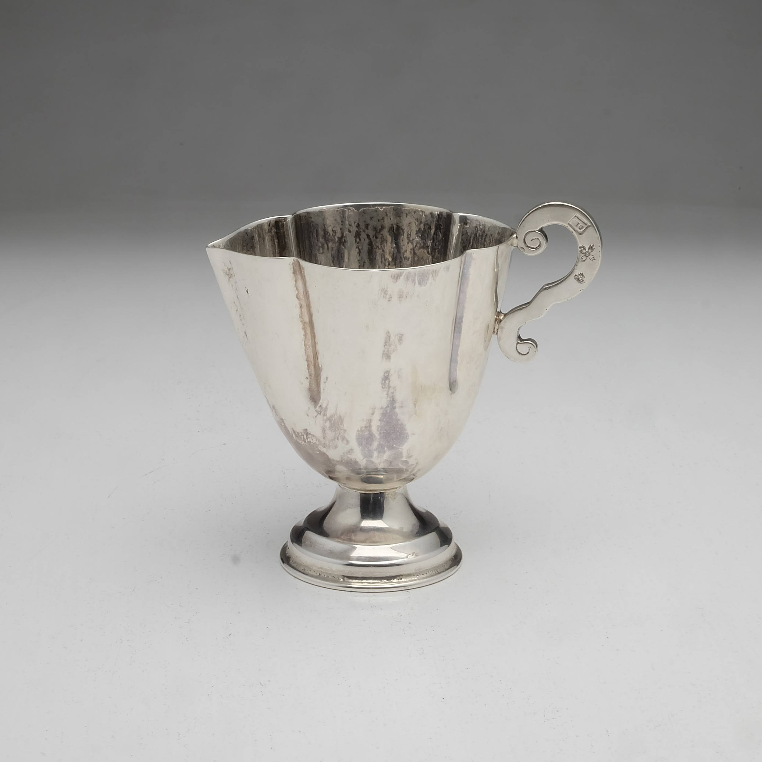 'Spanish Silver Jug in the Colonial Style 125g'