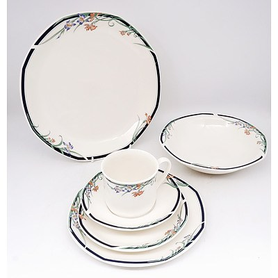 Royal Doulton Juno Dining Set for Four