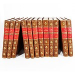 Twelve Volumes of The Connoisseur, 1964 - 1973