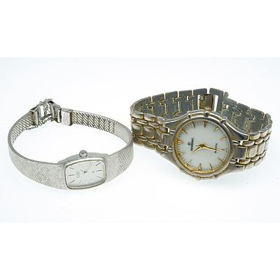 Ladies Citizen Watch, Stainless Steel Mesh Band and Three others
