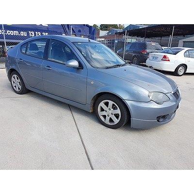 12/2010 Proton Gen.2 GXR CM MY09 5d Hatchback  1.6L