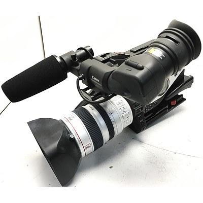 Canon XL2 3CCD Digital Video Camcorder