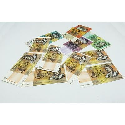 Australian Paper Bank Notes