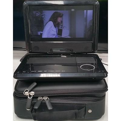 Dick Smith D6202 Portable DVD Player
