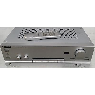 Digitech Audio AA-0470 Integrated Amplifier