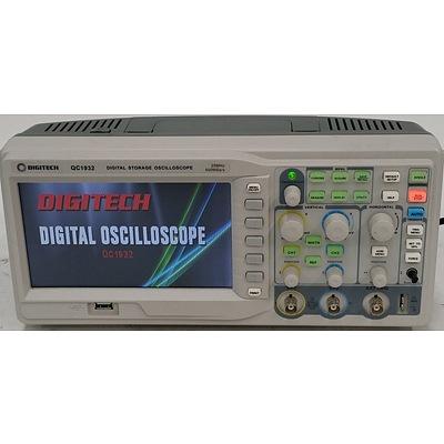 Digitech QC1932 Digital Storage Oscilloscope