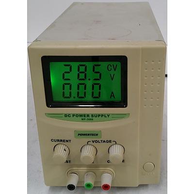 Powertech MP-3086 DC Power Supply