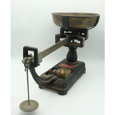 J.W. Wedderburn & Sons Precision Scales
