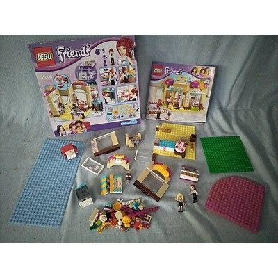 Lego Friends (set number 41006)