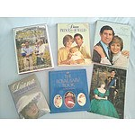 Royal Family Books: Prince and Princess of Wales (Qty: 5)