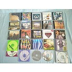 Assorted CDs (Qty: 20)